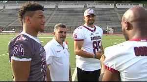 East Penn Raiders Ready For Education Night [Video]