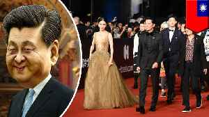 News video: China to boycott Taiwan's Oscars
