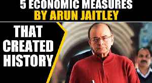 News video: Arun Jaitley an eloquent speaker, Know his legacy as Former Finance Minister | Oneindia News