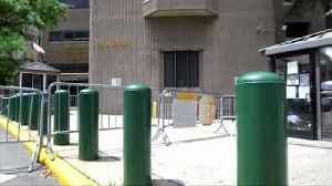 Accused sex trafficker Jeffrey Epstein dead from suicide in Manhattan prison [Video]