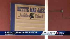Parents express concerns following raids [Video]