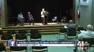 News video: Property data analysts say Jackson County assessments skewed by missing information