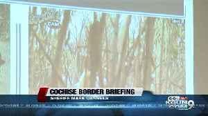 Cochise Sheriff shares border strategies [Video]