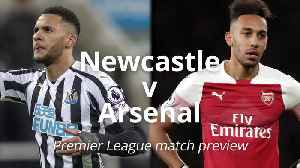 Newcastle v Arsenal: Premier League match preview [Video]