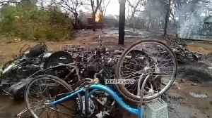 At least 57 dead in Tanzania fuel tanker explosion [Video]