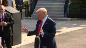News video: Trump: Lawmakers are Interested in Gun Control Measures