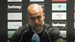 Pep Guardiola: I only hope that VAR does not make mistakes [Video]