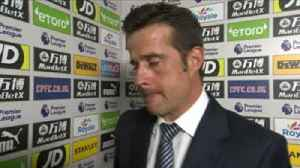 Silva: New players need time to adapt [Video]