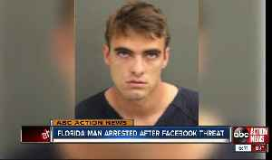 'Don't go to Walmart next week:' Winter Park man arrested for posting threats online [Video]