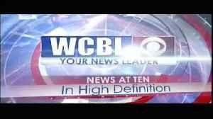 WCBI NEWS AT TEN - AUGUST 9, 2019 [Video]