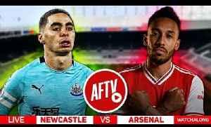 Newcastle 0-1 Arsenal - Live Watchalong - Feat Lumos & Bhav [Video]