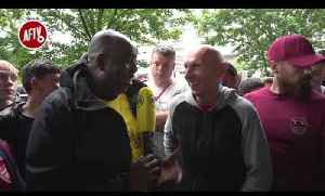 Newcastle 0-1 Arsenal  | Joe Willock Was Fantastic Today! (Lee Judges) [Video]