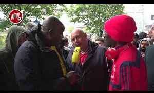 Newcastle 0-1 Arsenal | It Wasn't A Great Performance But We Won In The Rain! (Claude & Ty) [Video]