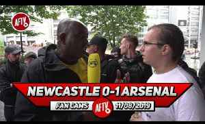 Newcastle 0-1 Arsenal  | I'm Not Attending Another Game Until Mike Ashley Sells (Newcastle Fan) [Video]