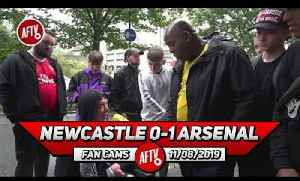 Newcastle 0-1 Arsenal  | We Lacked Energy When Shelvy Came Off! (Newcastle Fan) [Video]