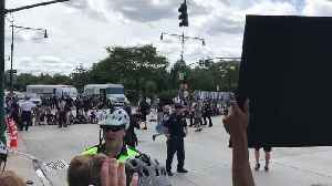 Anti-ICE Protesters Block New York's West Side Highway [Video]