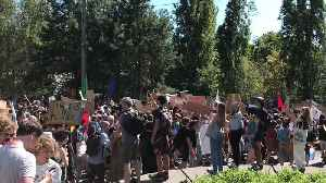 Climate Activists March in Lausanne, Switzerland, During Youth Summit [Video]
