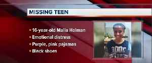 Police search for missing teen in need of medical assistance [Video]