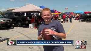 Chiefs Kingdom ready for a championship run [Video]