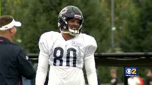 Bears Hold Final Practice Open To Fans [Video]