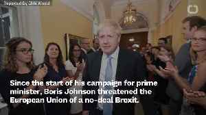 Boris Johnson's Strategy To Scare The European Union Isn't Working [Video]
