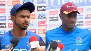 India vs West Indies 2nd ODI I 'Execution key to win match': Jason Holder [Video]