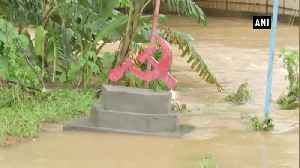 House streets in Wayanad submerge following heavy rainfall [Video]