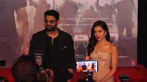 Saaho Trailer Launch | 'Prabhas has the most amazing heart': Shraddha Kapoor [Video]