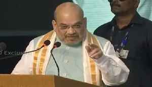 News video: 'Article 370 removal will end terrorism in Kashmir': Amit Shah