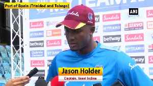 I think execution is key part Holder ahead of 2nd ODI against India [Video]
