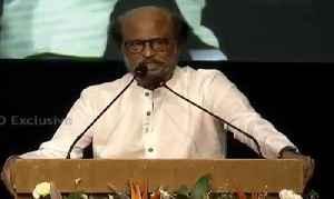 'PM Modi and Amit Shah are like Krishna, Arjuna': Rajinikanth [Video]