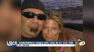 Honoring the memory of fiancé killed in hit-and-run [Video]