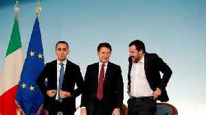 News video: Opponents hit out at Salvini's call for snap Italian election