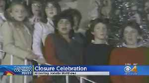 Closure Celebration Held For Jonelle Matthews [Video]