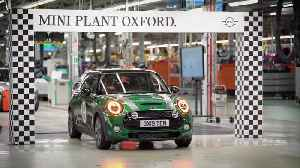 10 Millionth MINI bought to life at Plant Oxford [Video]