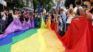 Watch: First Plock Pride parade in Poland takes place without major incidents [Video]