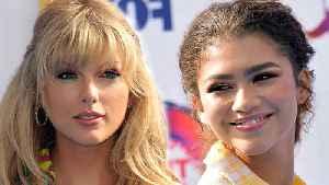 News video: Taylor Swift & Zendaya Teen Choice Awards 2019 Best Dress