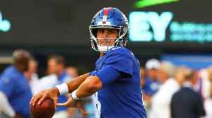 Can Daniel Jones Win the Giants' Starting QB Job Over Eli Manning? [Video]