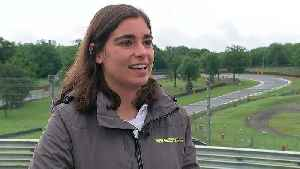 Jamie Chadwick: Winning W Series 'is all I ever dreamed for' [Video]