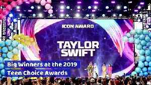 Big Winners at the 2019 Teen Choice Awards [Video]