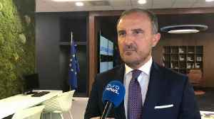 Albania at 'end of the beginning' of EU accession talks, says ambassador [Video]