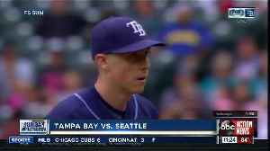 "Rays' Ryan Yarbrough ""little angry"" over hook after 8 2/3 innings in 1-0 win over Mariners [Video]"