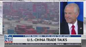 Trump trade official slams aggressive Fox News host for 'hostile interview' [Video]