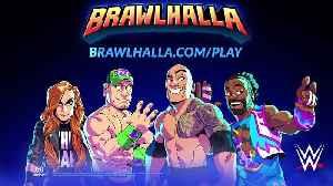 News video: WWE Invades Brawlhalla