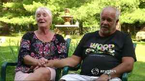 Woodstock's album-cover couple 50 years later [Video]