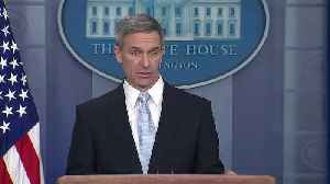 Ken Cuccinelli speaks in White House presser [Video]
