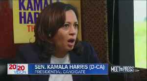 Kamala Harris slams Trump for 'campaign on terror' in ICE raids [Video]