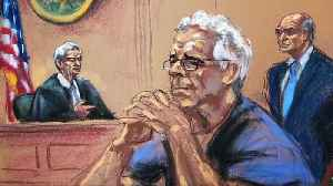 News video: 'Irregularities' at jail where Epstein died: Barr