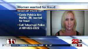 Bakersfield woman wanted for elder abuse, fraud [Video]