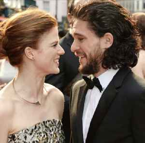 These two played star-crossed lovers on Game of Thrones - and they're married IRL [Video]